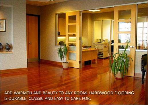 Add Warmth and Beauty to Any Room. Hardwood Flooring is Durable, Classic And Easy To Care For.